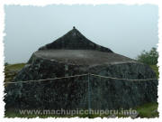 Photos of Machu Picchu: Funerary Rock / Funerary Stone