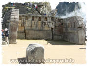Photos of Machu Picchu: Principal Temple