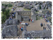 Photos of Machu Picchu: Sacred Plaza