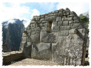 Machu Picchu, Peru - Temple of Three Windows